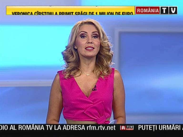 De patru ani sunt la Romania Tv. Aventura continuă.