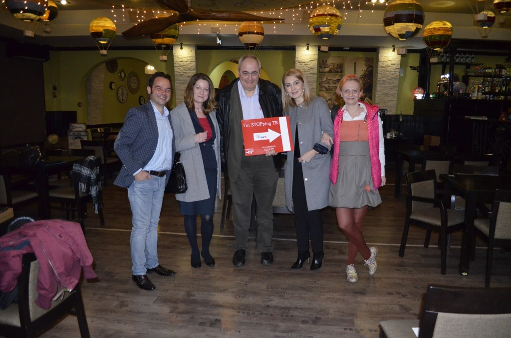 Victor Spinu + Mihaela Stefan + Mariana Andrei + Paula Rusu